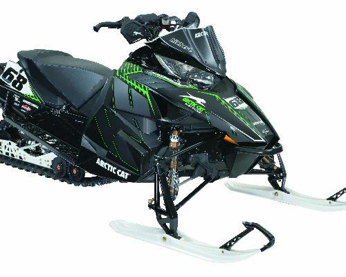 Snowmobile Arctic Cat accessories and parts