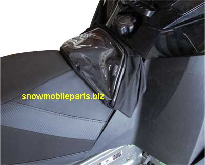 snowmobile tank bag