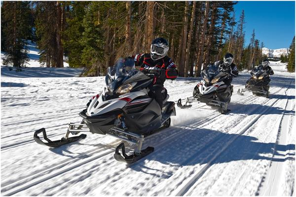 snowmobile Yamaha parts and accessories